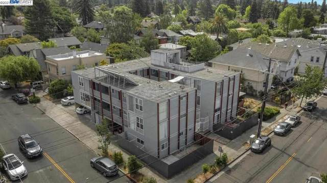 2801 College Ave, Berkeley, CA 94705 (#BE40959508) :: The Gilmartin Group