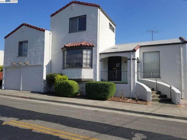 1482 Lincoln, Berkeley, CA 94702 (#BE40959529) :: The Gilmartin Group