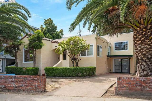 275 Haas Ave, San Leandro, CA 94577 (#BE40959537) :: The Gilmartin Group