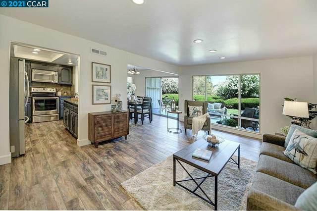 3118 Terra Granada 2, Walnut Creek, CA 94595 (#CC40959541) :: Intero Real Estate