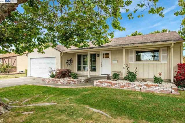 1831 Via Carreta, San Lorenzo, CA 94580 (#BE40959542) :: Real Estate Experts