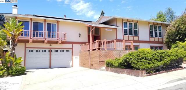 27967 Edgecliff Way, Hayward, CA 94542 (#BE40959547) :: The Gilmartin Group
