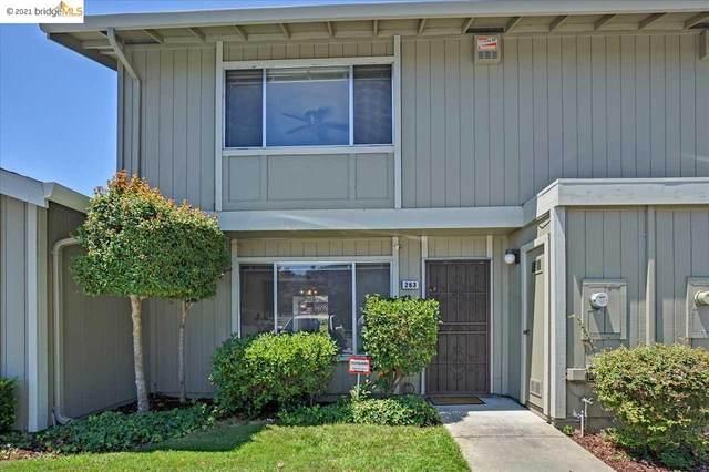 263 Loma Verde Dr, San Lorenzo, CA 94580 (#EB40959546) :: Paymon Real Estate Group