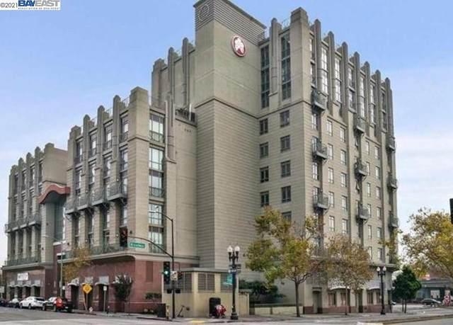 423 7Th St 306, Oakland, CA 94607 (#BE40959570) :: Intero Real Estate
