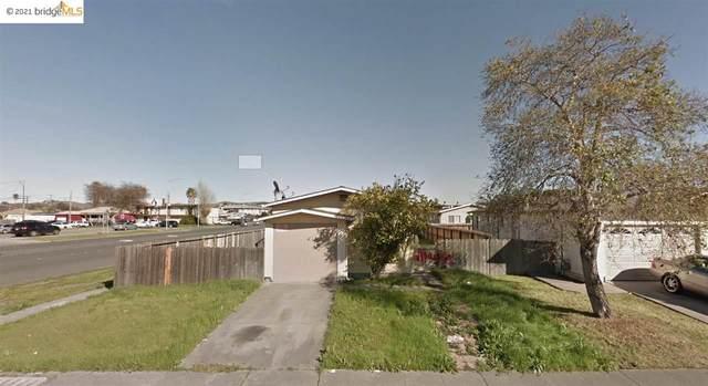 500 S 15Th St, Richmond, CA 94804 (#EB40959611) :: The Gilmartin Group