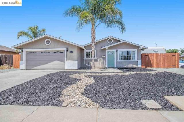 391 Village Dr, Brentwood, CA 94513 (#EB40959609) :: Robert Balina | Synergize Realty