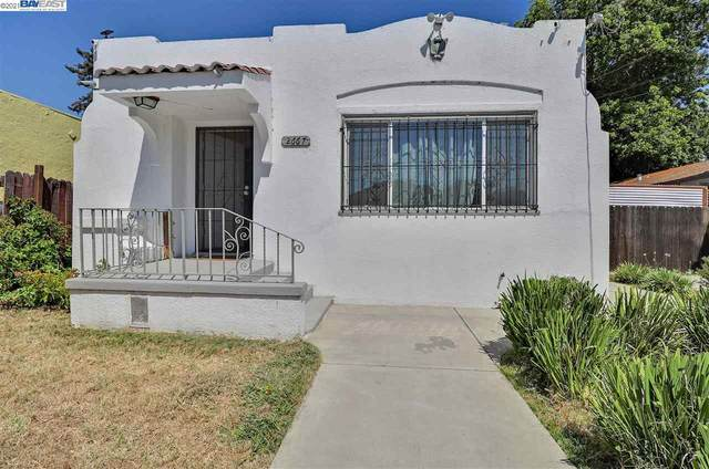 2667 Parker Ave, Oakland, CA 94605 (#BE40959615) :: The Gilmartin Group
