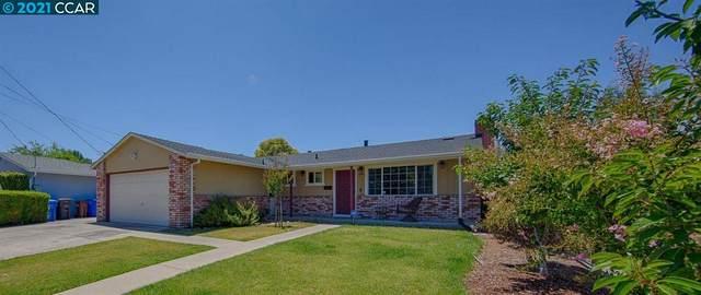 1271 Magnolia Dr, Concord, CA 94520 (#CC40959620) :: Intero Real Estate