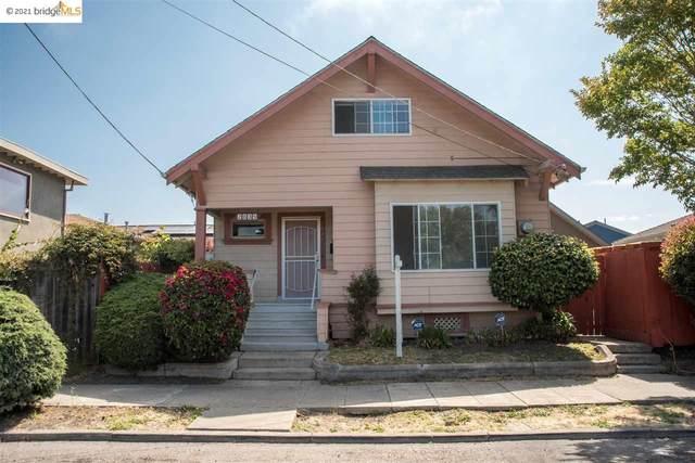 2635 Mathews Street, Berkeley, CA 94702 (#EB40959627) :: The Kulda Real Estate Group