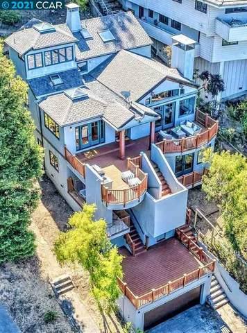 1400 Westview Dr, Berkeley, CA 94705 (#CC40959630) :: The Kulda Real Estate Group