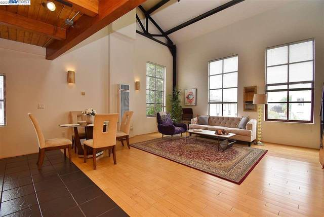 3110 Adeline 126, Oakland, CA 94608 (#BE40959628) :: The Gilmartin Group