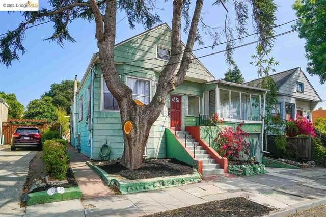 1621 Oregon Street, Berkeley, CA 94703 (#EB40959631) :: The Gilmartin Group