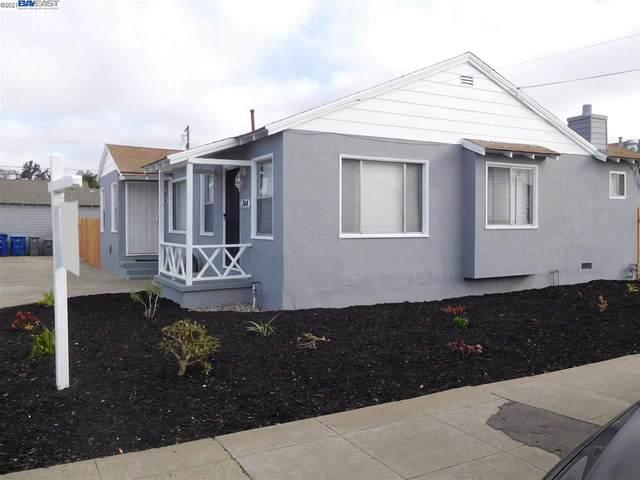 344 Suffolk Dr, San Leandro, CA 94577 (#BE40959636) :: Intero Real Estate