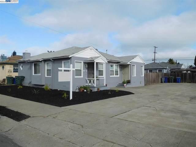 352 Suffolk Dr, San Leandro, CA 94577 (#BE40959652) :: Intero Real Estate