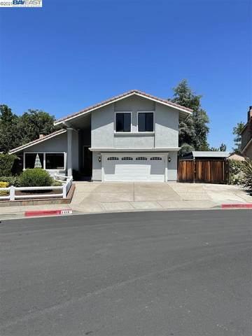 2418 Skylark Way, Pleasanton, CA 94566 (#BE40959663) :: Real Estate Experts