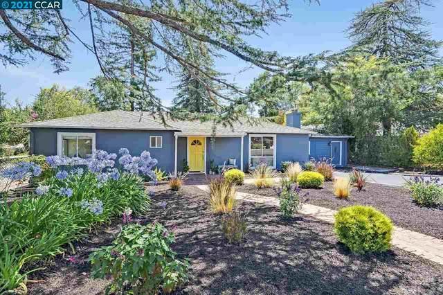 170 Stewart Circle, Pleasant Hill, CA 94523 (#CC40959672) :: Real Estate Experts