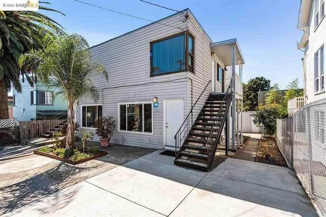 2331 21St Ave, Oakland, CA 94606 (#EB40959679) :: Olga Golovko