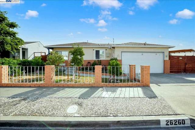 26260 Eldridge, Hayward, CA 94544 (#BE40959686) :: The Kulda Real Estate Group