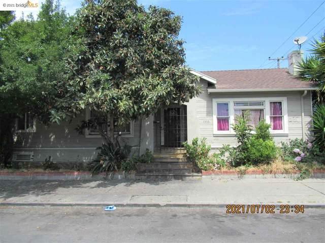 1555 Mitchell, Oakland, CA 94601 (#EB40959690) :: The Gilmartin Group