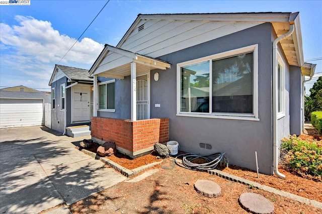 376 Suffolk Dr, San Leandro, CA 94577 (#BE40959722) :: Intero Real Estate