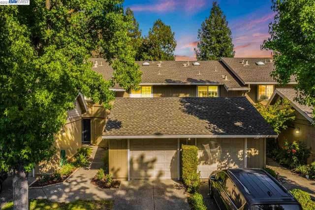 4213 Sheldon Cir, Pleasanton, CA 94588 (#BE40959726) :: The Kulda Real Estate Group