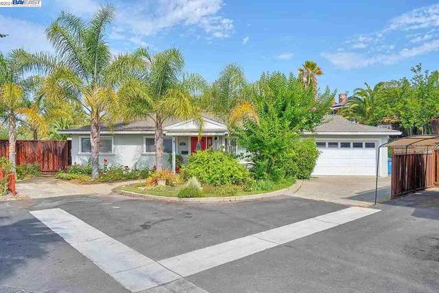 316 Appian Way, Union City, CA 94587 (#BE40959745) :: The Kulda Real Estate Group