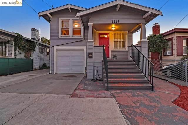 6947 Halliday Ave, Oakland, CA 94605 (#EB40959776) :: The Kulda Real Estate Group