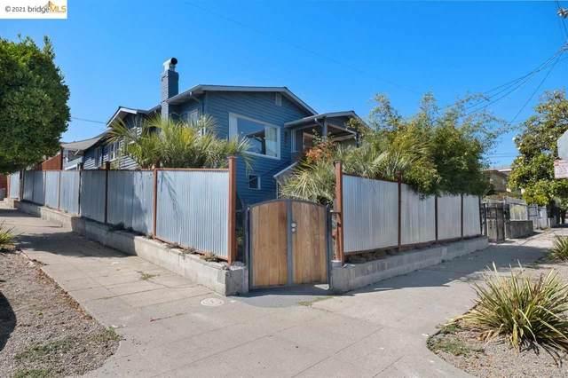2401 19Th Ave, Oakland, CA 94606 (#EB40959784) :: Alex Brant