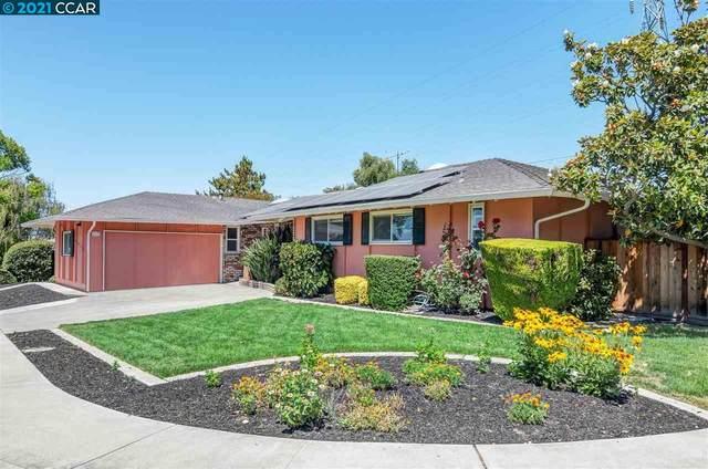 901 Camero Way, Fremont, CA 94539 (#CC40959796) :: The Kulda Real Estate Group