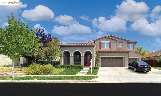 2633 Presidio Dr, Brentwood, CA 94513 (#EB40959819) :: The Kulda Real Estate Group
