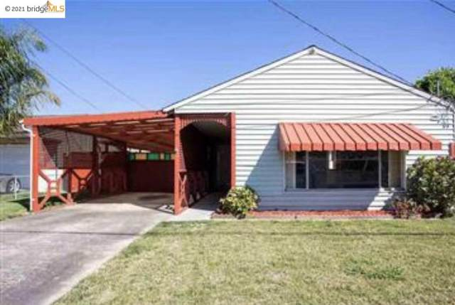1214 Fordham Ave, San Leandro, CA 94579 (#EB40959823) :: Intero Real Estate