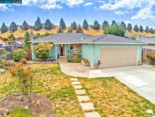 2900 Cornelius Dr, San Pablo, CA 94806 (#CC40959835) :: Real Estate Experts