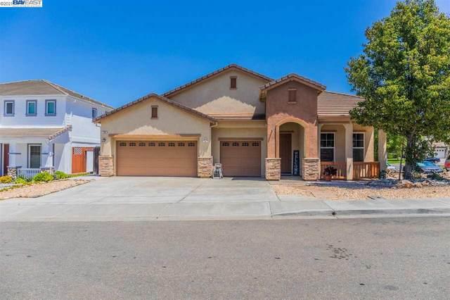 170 Ridge Crest Ct, Oakley, CA 94561 (#BE40959841) :: Real Estate Experts