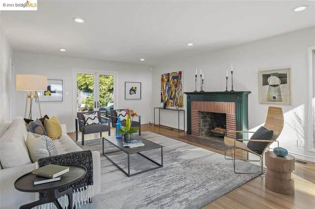 257 Colgate Ave, Kensington, CA 94708 (#EB40959850) :: Real Estate Experts
