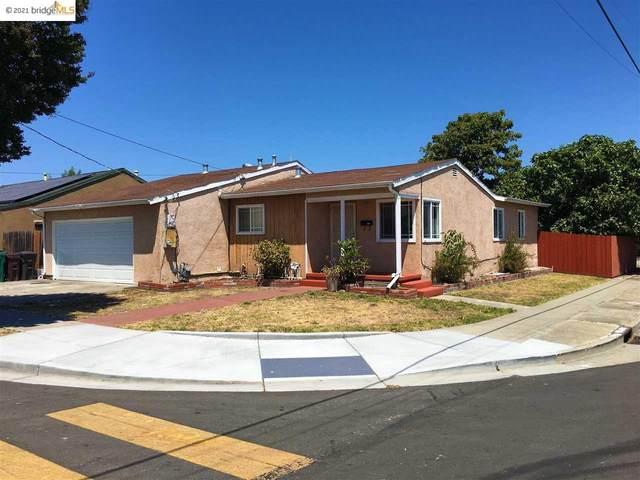 26186 Hickory Ave, Hayward, CA 94544 (#EB40959859) :: The Realty Society