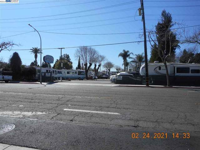 2399 E. 14th St 55, San Leandro, CA 94577 (#BE40959912) :: Real Estate Experts