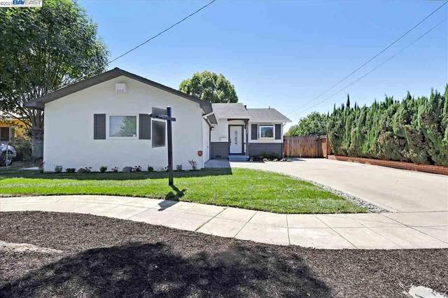 27925 Dickens Ave, Hayward, CA 94544 (#BE40959924) :: Paymon Real Estate Group