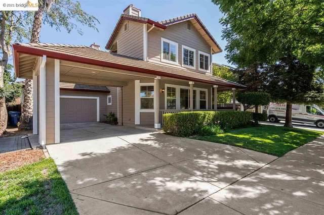 437 Chestnut St, Brentwood, CA 94513 (#EB40959933) :: The Kulda Real Estate Group