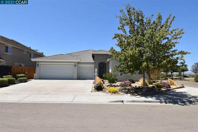 229 Merganser Dr, Oakley, CA 94561 (#CC40959935) :: Real Estate Experts