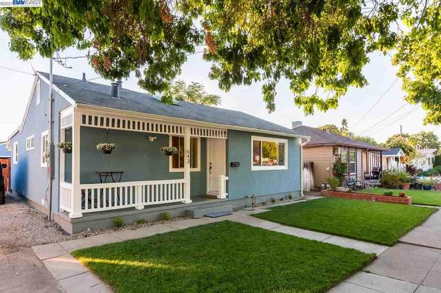 643 N L St, Livermore, CA 94551 (#BE40959949) :: The Gilmartin Group