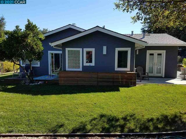 4 Loma Vista Dr, Orinda, CA 94563 (#CC40959957) :: Intero Real Estate
