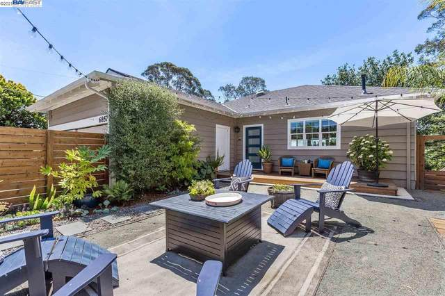 6857 Ridgewood Dr., Oakland, CA 94611 (#BE40959961) :: Strock Real Estate