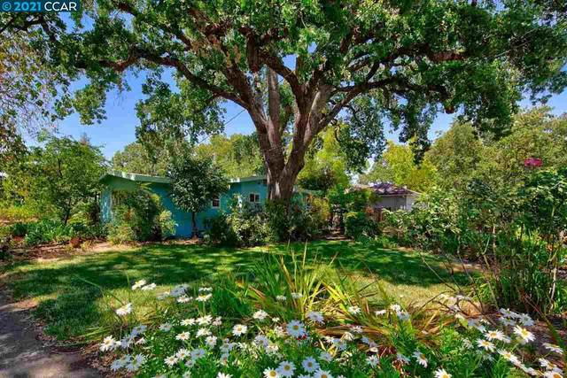 82 Park Avenue, Walnut Creek, CA 94595 (#CC40959976) :: Intero Real Estate