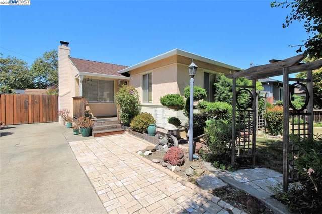 16173 Via Primero, San Lorenzo, CA 94580 (#BE40959991) :: Paymon Real Estate Group