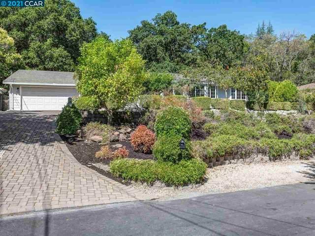 157 Miramonte Rd, Walnut Creek, CA 94597 (#CC40960027) :: Intero Real Estate