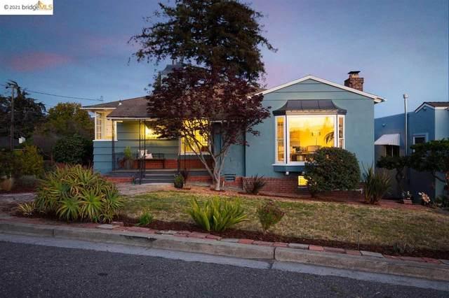 4150 Midvale Avenue, Oakland, CA 94602 (#EB40960037) :: Robert Balina | Synergize Realty