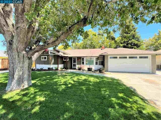 2119 Ahneita Dr, Pleasant Hill, CA 94523 (#CC40960052) :: The Kulda Real Estate Group