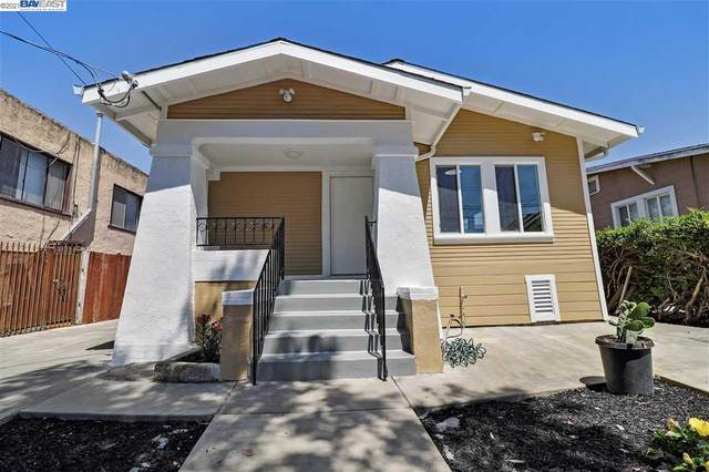 2027 83rd Ave, Oakland, CA 94621 (#BE40960057) :: The Kulda Real Estate Group