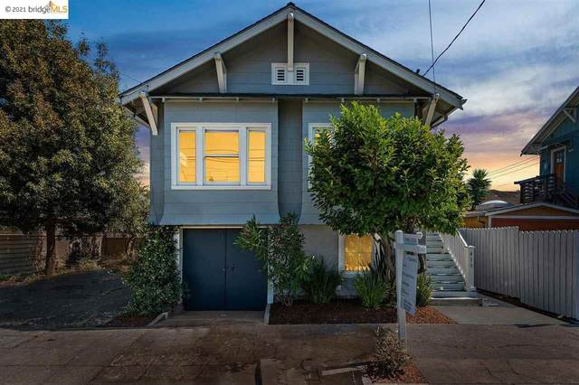 419 48Th St, Oakland, CA 94609 (#EB40960075) :: Paymon Real Estate Group