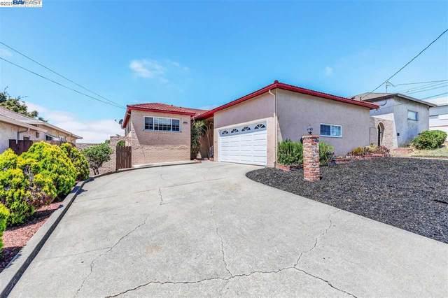 13875 Velarde Dr, San Leandro, CA 94578 (#BE40960091) :: Intero Real Estate